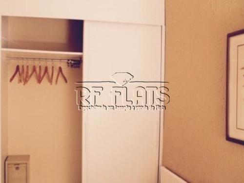 flat q.i para locação em moema