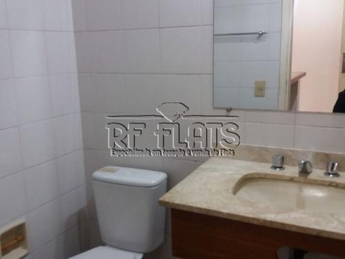 flat q.i. para locação em moema - ref1334