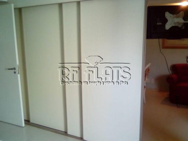 flat q.i. para venda e locação em moema