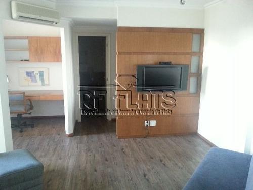 flat quality bela cintra para locação na consolação - fla1714