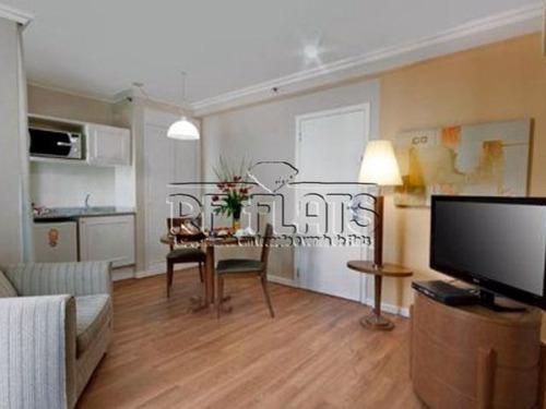 flat quality bela cintra para locação na consolação - ref6403
