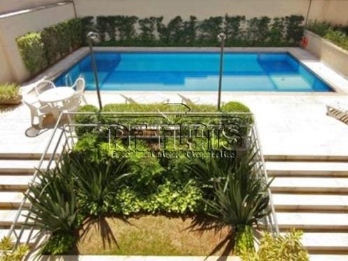 flat quality jardins para locação e venda - ref4865