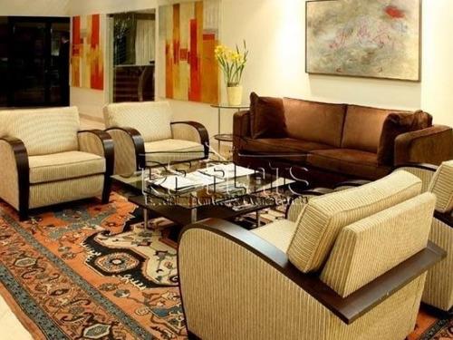 flat quality moema para locação e venda - ref5588