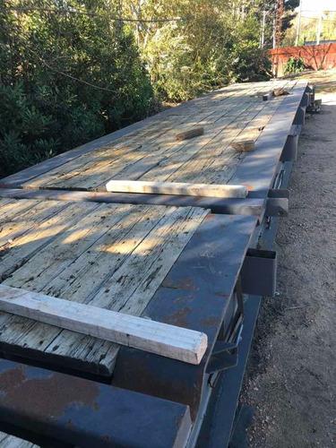 flat rack marítimo
