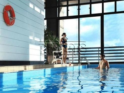 flat radisson faria lima no pool para venda no itaim bibi