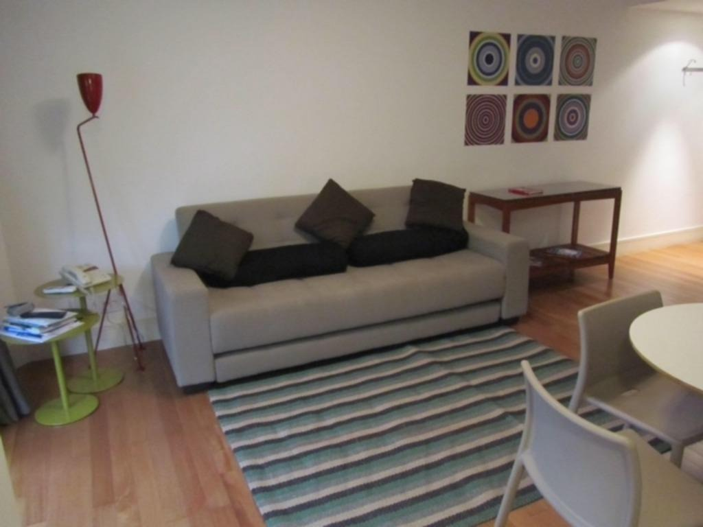 flat reformado, a uma quadra do metrô na avenida paulista - fl1271