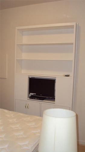 flat residencial para locação, itaim bibi, são paulo - fl0365. - fl0365