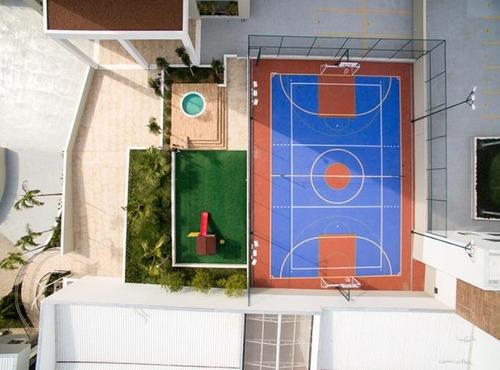 flat residencial para locação, vila vitória ii, indaiatuba. - fl0003