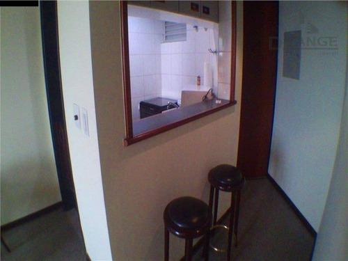 flat residencial para venda - centro, campinas. - fl0031