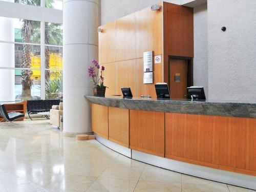 flat residencial para venda e locação, centro, guarulhos. - fl0001