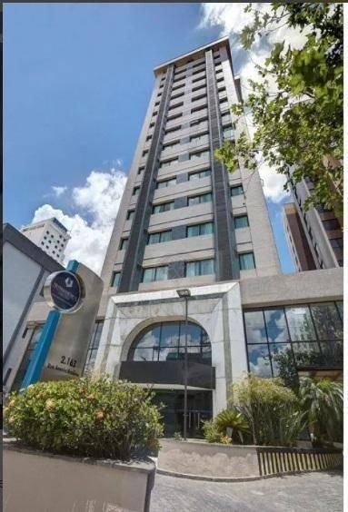 flat residencial para venda e locação, chácara santo antônio, são paulo - fl0180. - fl0180
