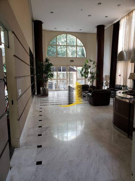 flat residencial para venda e locação, jardim paulista, são paulo. - fl0096