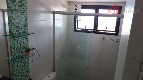 flat residencial para venda e locação, meireles, fortaleza - fl0033. - fl0033