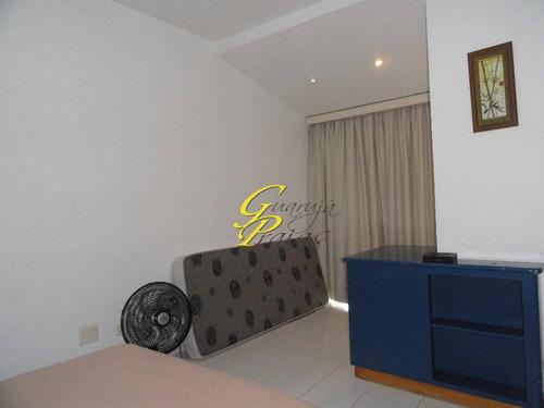 flat residencial para venda e locação, pitangueiras, guarujá - fl0137. - fl0137