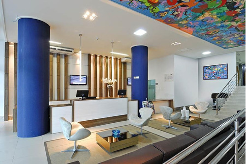flat residencial à venda, cabo branco, joão pessoa - fl0028. - fl0028