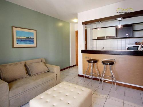 flat residencial à venda, centro, florianópolis. - fl0011