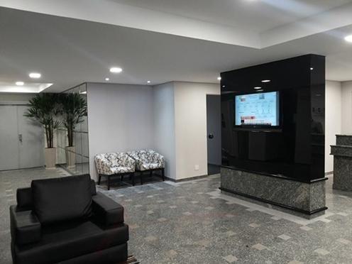 flat residencial à venda, centro, são bernardo do campo - fl1132. - fl1132
