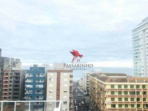 flat residencial à venda, centro, torres - ap0652. - fl0003