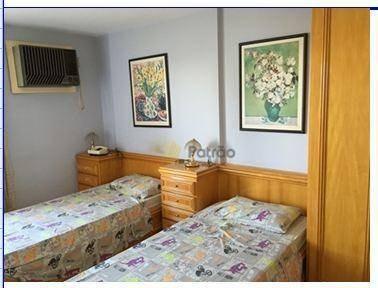 flat residencial à venda, chácara inglesa, são bernardo do campo. - fl0007