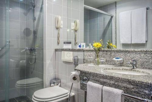 flat residencial à venda, chácara santo antônio (zona sul), são paulo. - fl4452