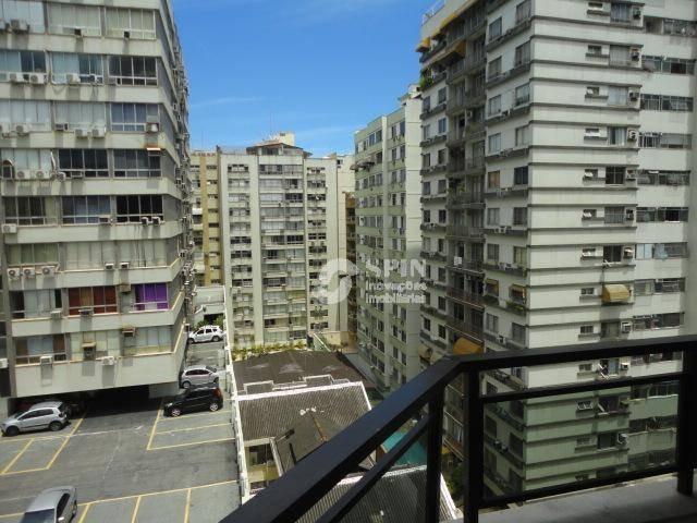 flat residencial à venda, icaraí, niterói, próximo a praia, com vaga e lazer. - fl0005