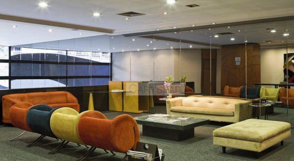 flat residencial à venda, itaim bibi, são paulo. - fl4453
