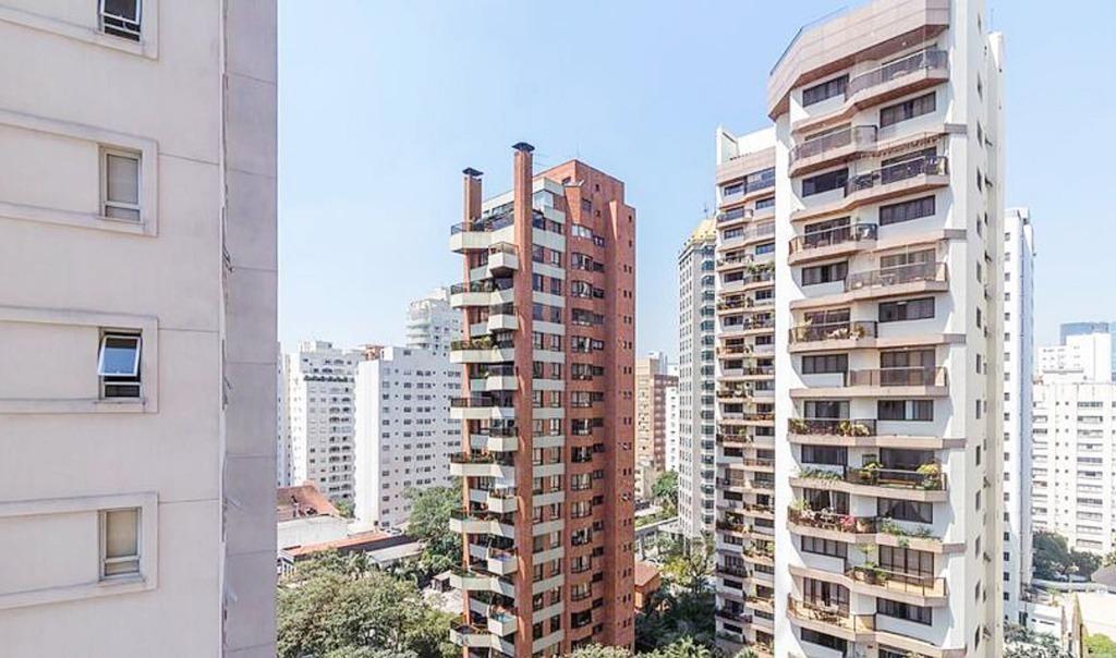 flat residencial à venda, jardim europa, são paulo. - fl1444