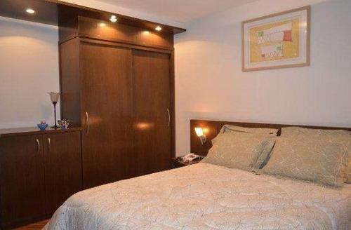 flat residencial à venda, jardim paulista, são paulo. - fl0009