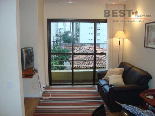 flat residencial à venda, jardim paulista, são paulo. - fl0015