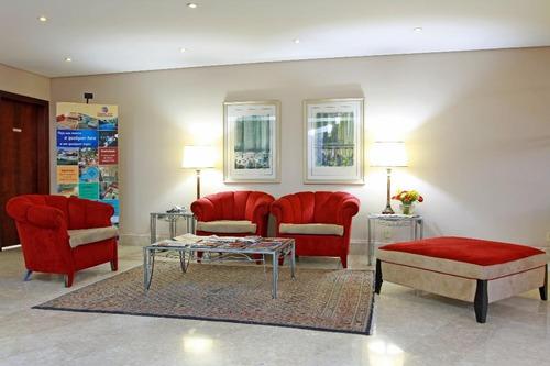 flat residencial à venda, jardim são dimas, são josé dos campos - fl0008. - fl0008