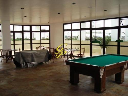 flat  residencial à venda, pitangueiras, guarujá. - codigo: fl0091 - fl0091