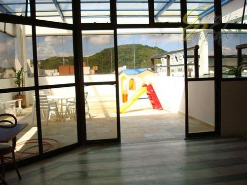 flat residencial à venda, pitangueiras, guarujá. - codigo: fl0100 - fl0100