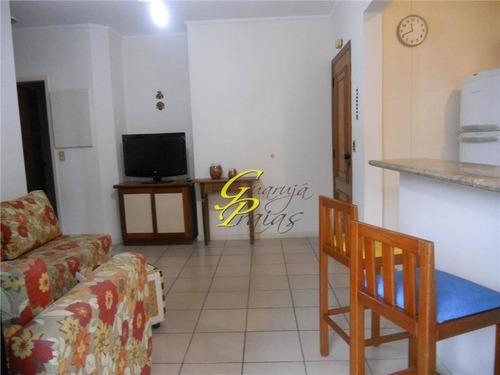 flat residencial à venda, pitangueiras, guarujá. - codigo: fl0107 - fl0107