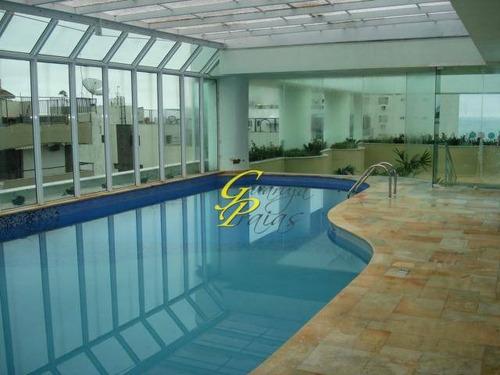 flat residencial à venda, pitangueiras, guarujá. - codigo: fl0131 - fl0131
