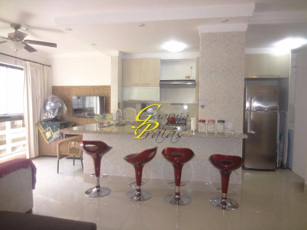 flat residencial à venda, pitangueiras, guarujá. - codigo: fl0135 - fl0135
