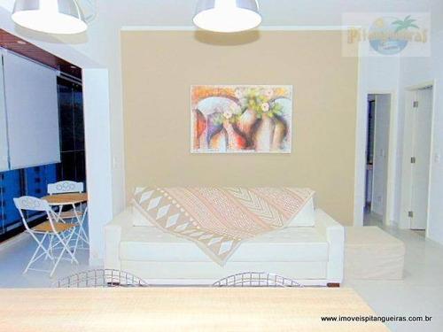 flat residencial à venda, pitangueiras, guarujá - fl0088. - fl0088