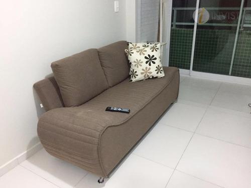 flat residencial à venda, tambaú, joão pessoa - fl0055. - fl0055