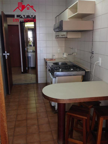 flat  residencial à venda, vila lídia, campinas. - fl0001