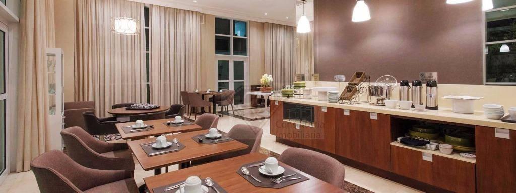 flat residencial à venda, vila olímpia, são paulo. - fl0202