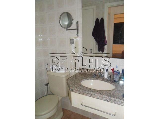 flat royal brooklin para locação e venda