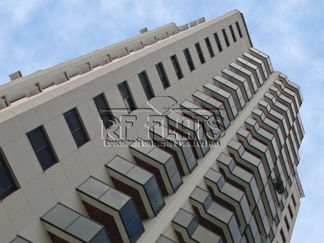 flat royal victoria place para locação e venda no itaim bibi