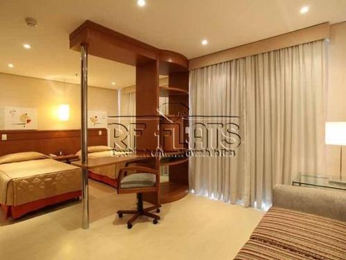 flat saint charbel para locação e venda na bela vista - ref1457