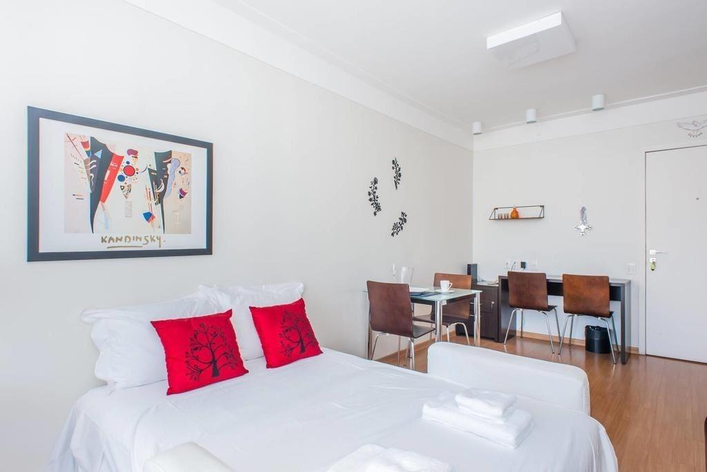 flat saint charles disponível, invista na região da vila nova conceição - sf24716