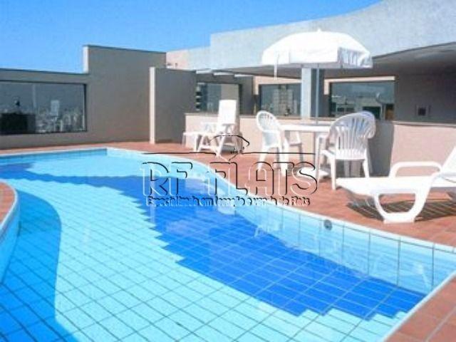 flat saint lawrence no pool para venda na vila mariana - fla477