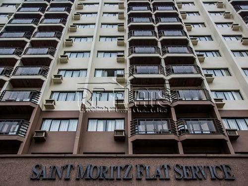 flat saint moritz para locaçãoem são bernando do campo