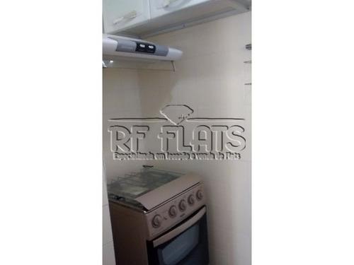 flat saint patrick para locação em moema - ref5061