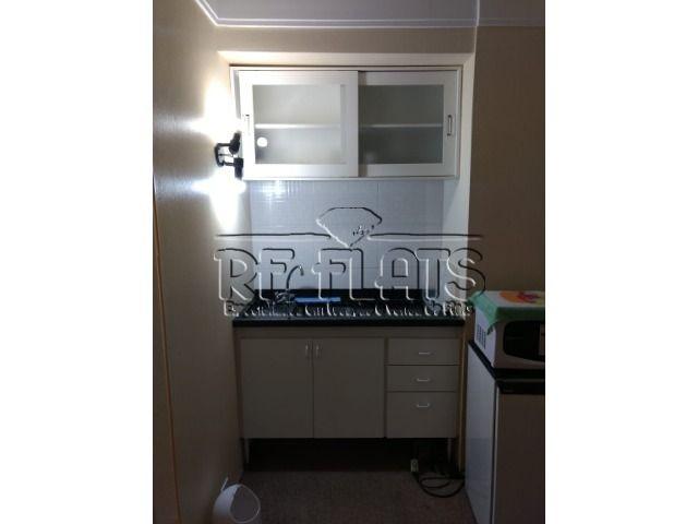 flat slaviero para locação em guarulhos - ref1728