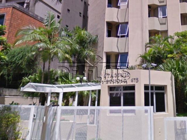 flat stagium studio para locação no jardins