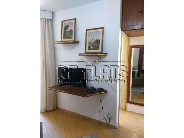 flat stagium studio para locação no jardins - ref6410