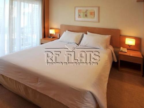 flat stella vega para locação e venda no paraíso - ref3371